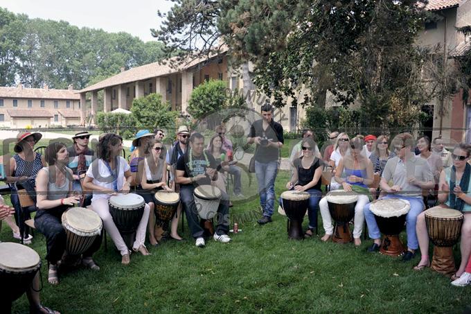 Drum Circle per le Aziende
