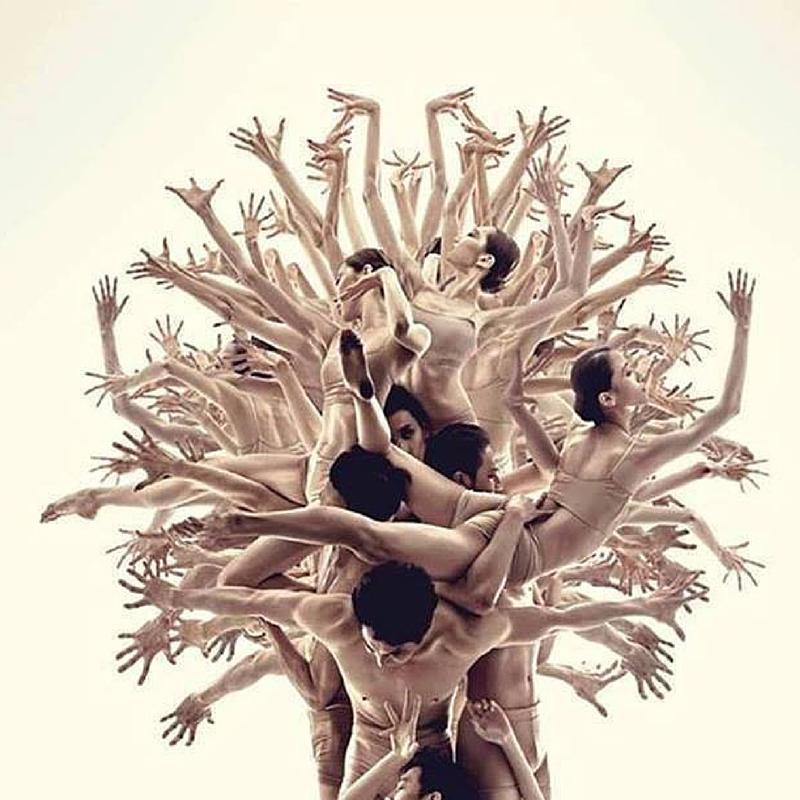 Women Tree – drum circle a Milano