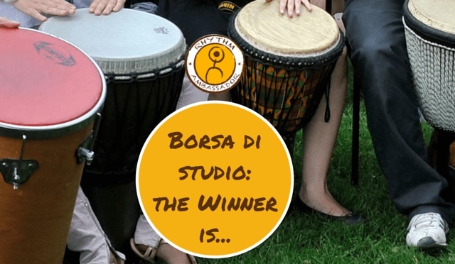 Borsa di studio: and the winner is …
