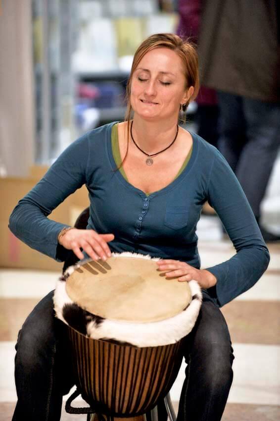 Effetti benefici del tamburo sul nostro benessere
