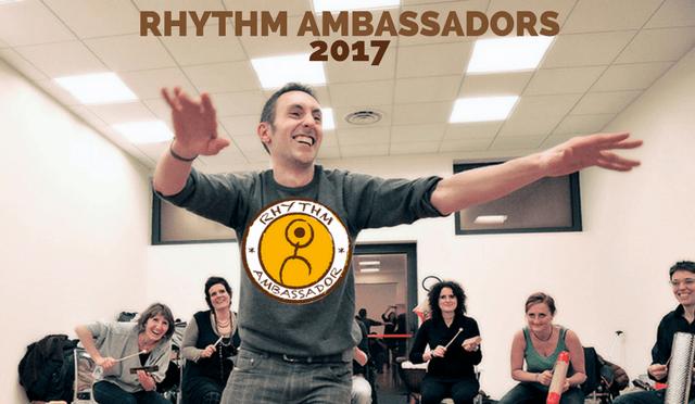 Rhythm Ambassadors 2017!